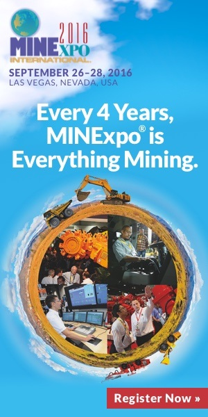 mining trade show